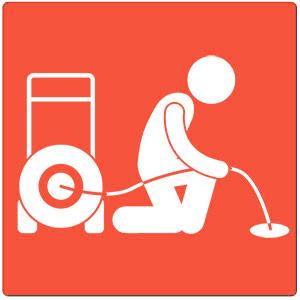 Krtkovanie-Služby Icon