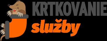 Logo mobile retina KRTKOVANIE - Služby
